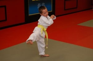 karate for kids fights childhood obesity