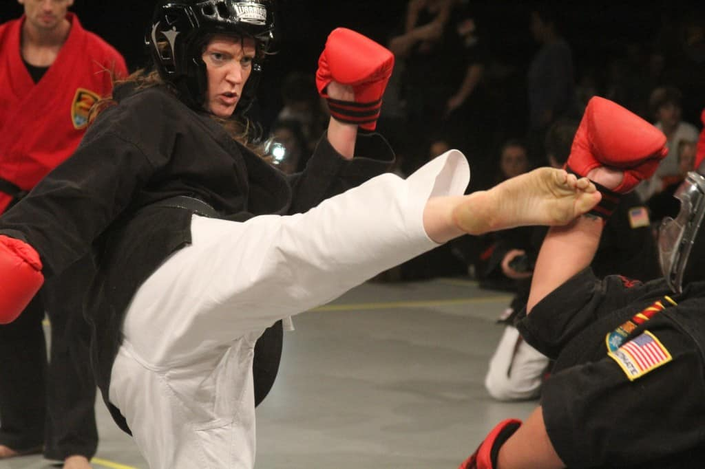 Karate Sparring Secrets