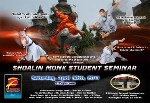 """Come """"Meet the Monks"""""""
