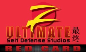 Z-Ultimate RedCard for Martial Arts Classes