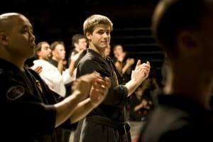Martial Arts Instructor Sam Cole