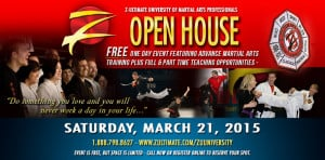 Z-Ultimate University of Martial Arts Professionals