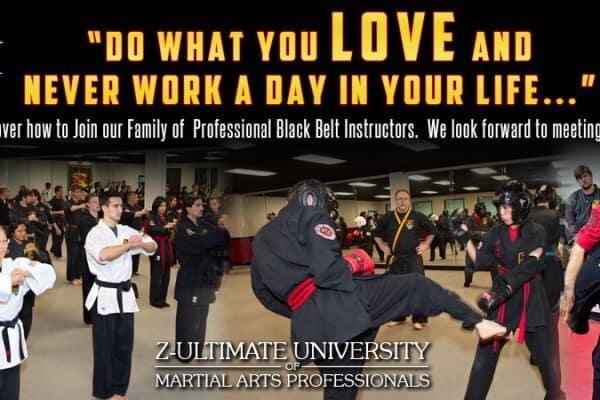 Martial Arts Instructor Training