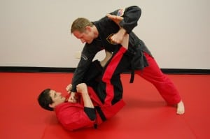 Practical martial arts training