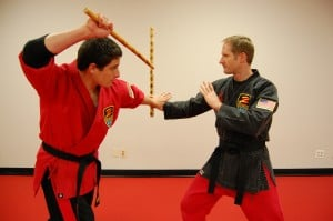 Tactical Martial Arts Training