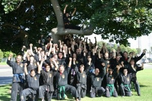 New Z-Ultimate Martial Arts Black Belt Undergraduates