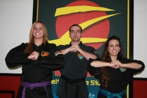 Classical martial arts stance