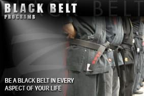 Become a Black Belt in Karate
