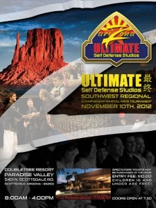 Z-Ultimate Southwest Regional Martial Arts Tournament is Here