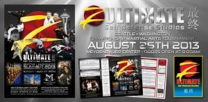 Z-Ultimate Northwest Regional Martial Arts Tournament
