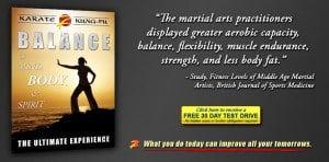 Martial Arts Balance