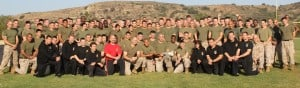 Marines with Z-Ultimate Instructors