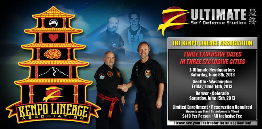 Kenpo Martial Arts Lineage Association