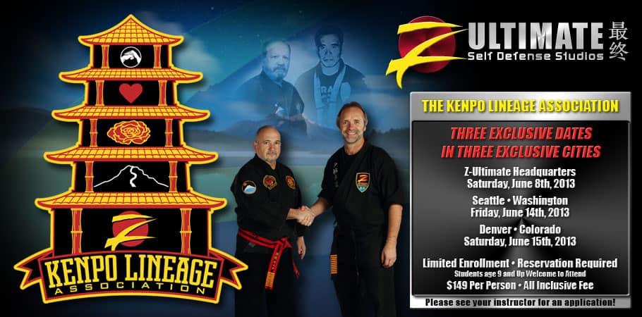Kenpo Martial Arts Lineage Association