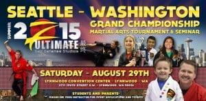 Seattle Martial Arts Tournament