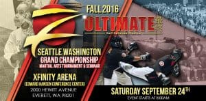 Pacific Northwest Karate Tournament Fall 2016