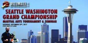 Karate Tournament in Seattle Washington