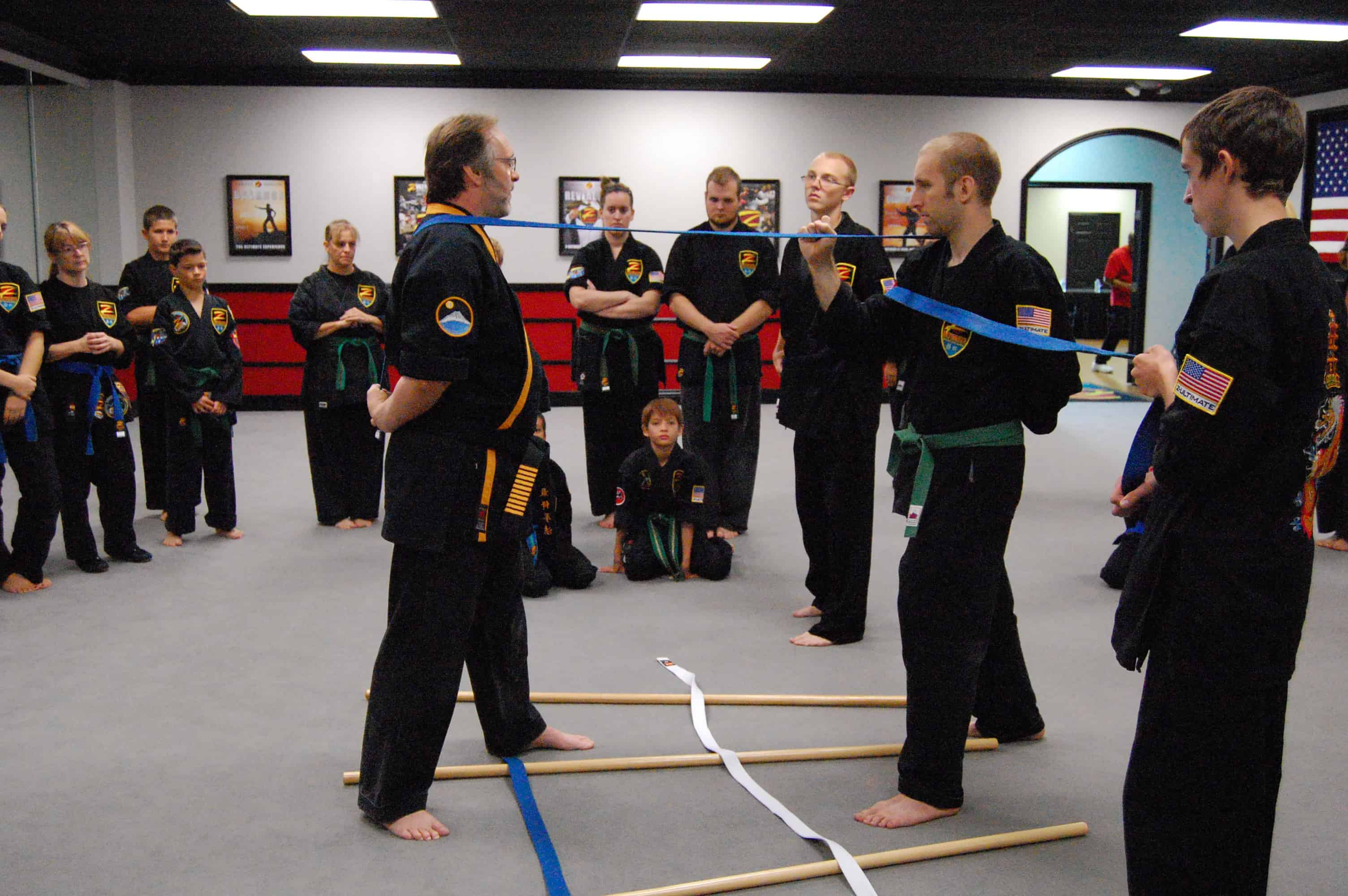 Kenpo Lineage Association Sparring Secrets