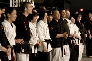 Black Belt Instructors and Staff