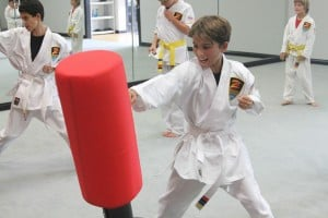 martial arts for teens develops focus