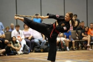 karate builds self confidence for teens