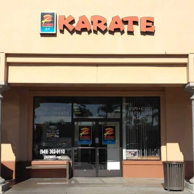 Karate Laguna Niguel