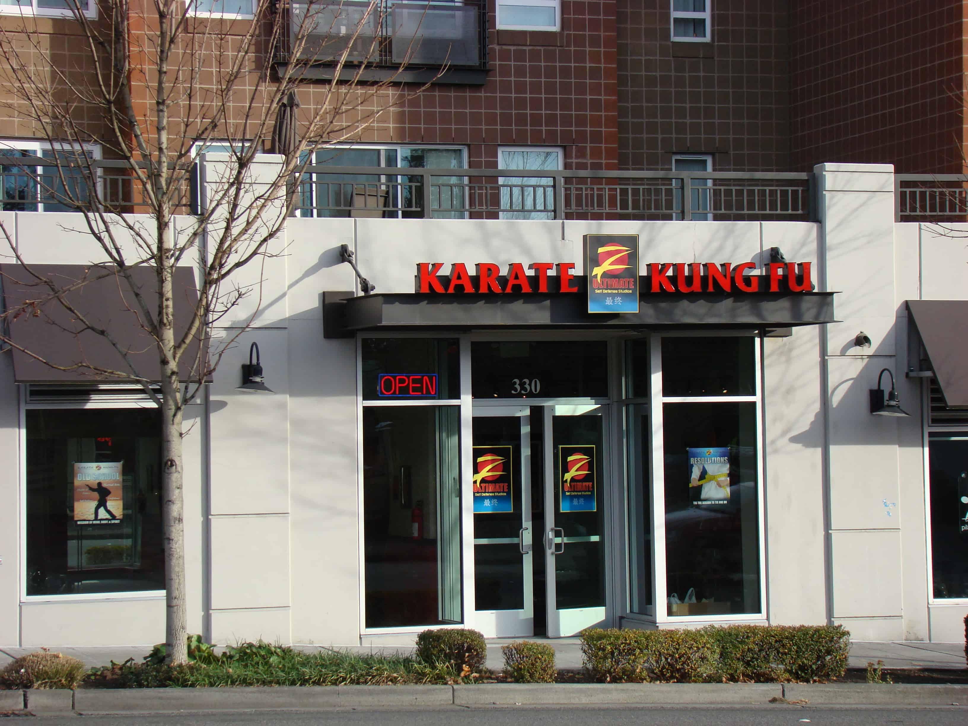 Martial Arts Bellevue