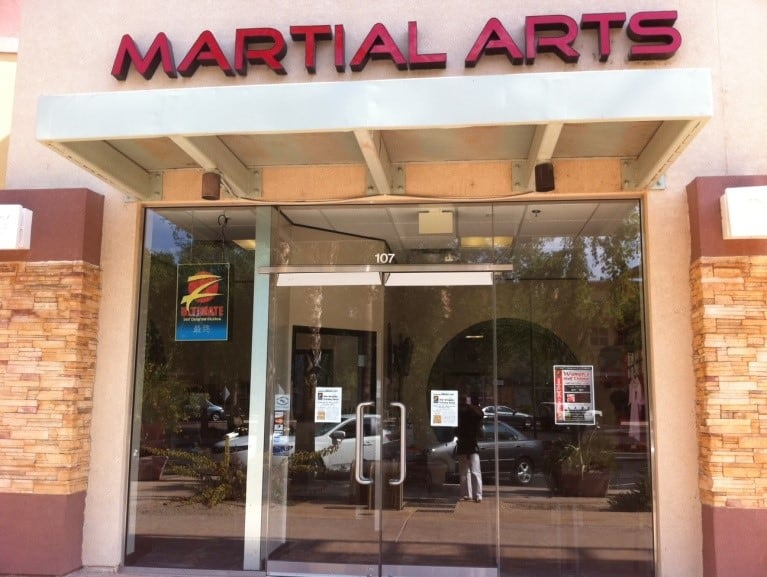 Martial Arts Gilbert