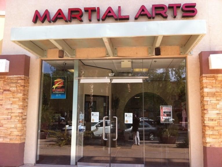 Martial Arts Gilbert