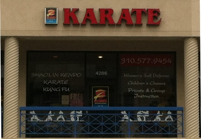 Martial Arts Marina Del Ray