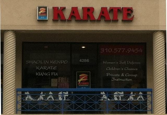 Martial Arts Marina Del Ray