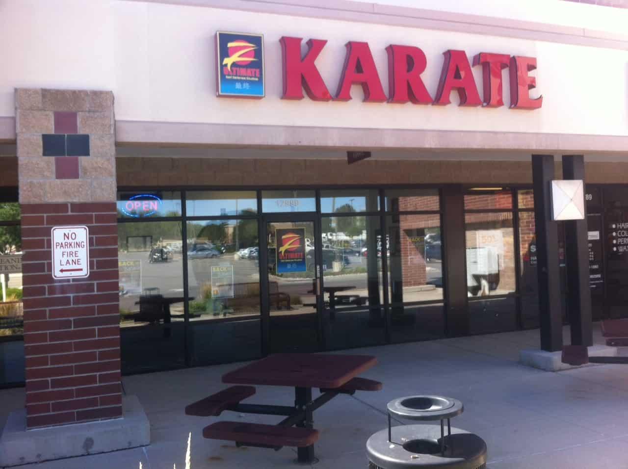 Martial Arts Parker