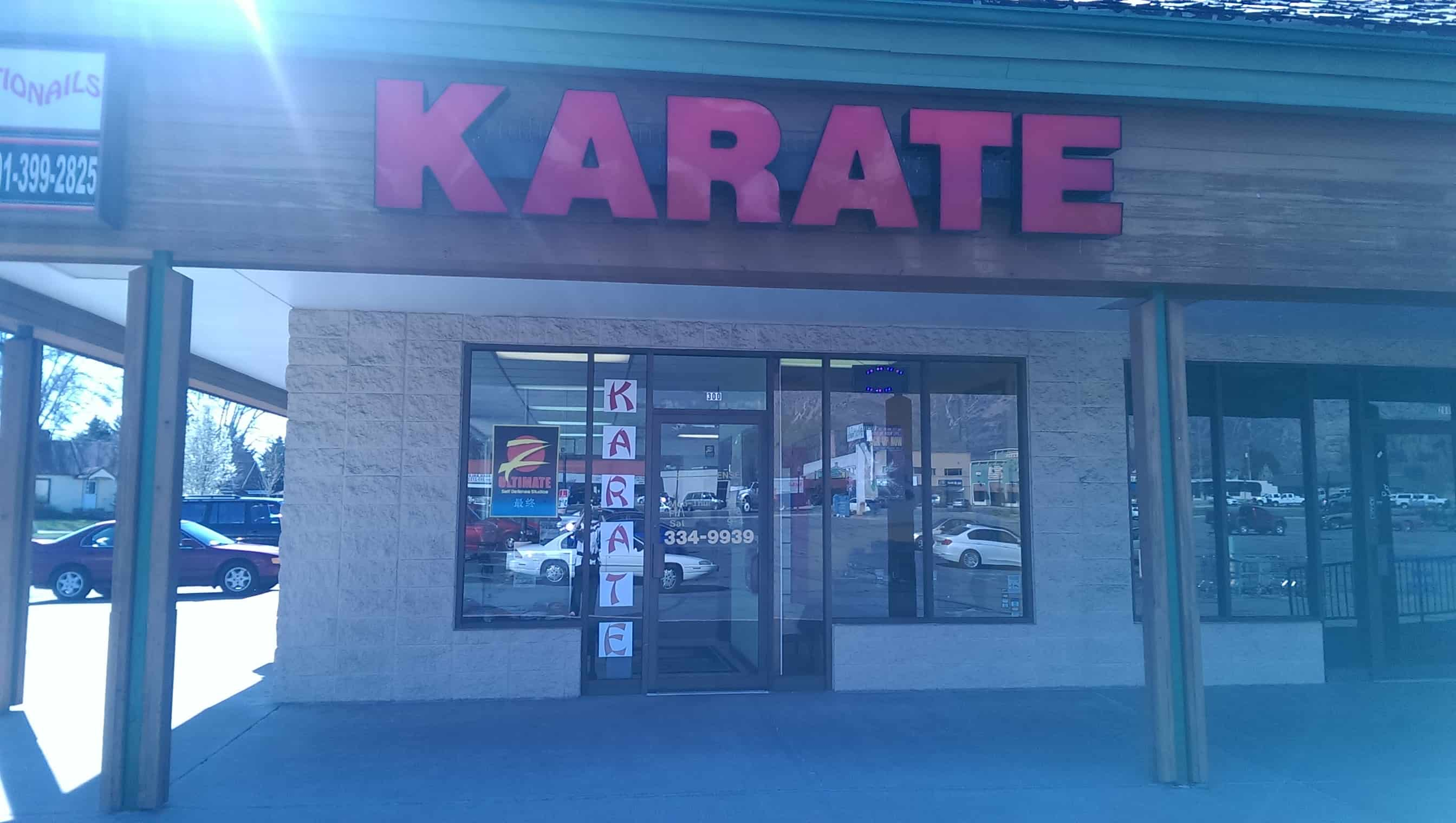 Martial Arts South Ogden