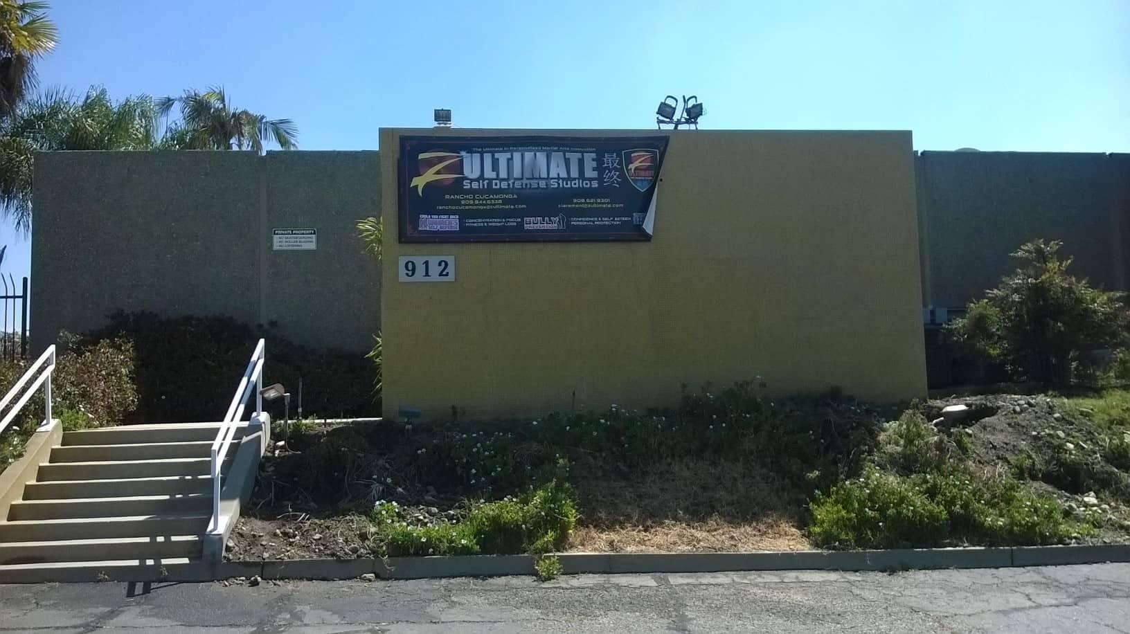 Martial Arts Upland