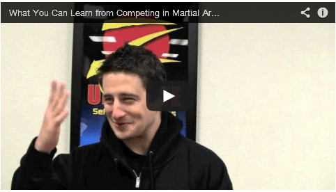 martial arts tournament competition