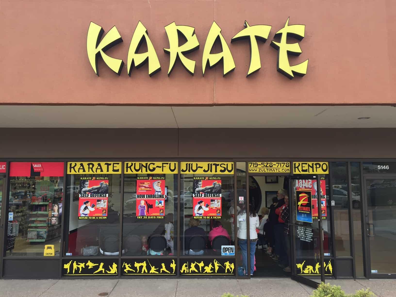 Martial Arts Colorado Springs