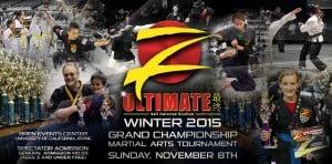2015 Winter Karate Tournament