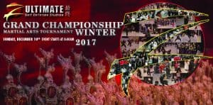 Z-Ultimate 2017 Winter Karate Tournament