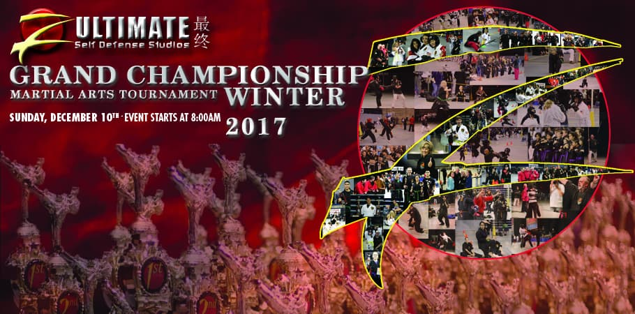 Z-Ultimate 2017 Winter Karate Tournament