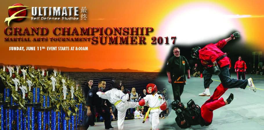 Summer 2017 SoCal Martial Arts Tournament