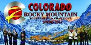 Spring 2017 Rocky Mountain Martial Arts Tournament