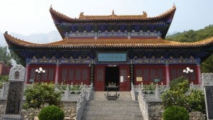 Fawang Temple, China