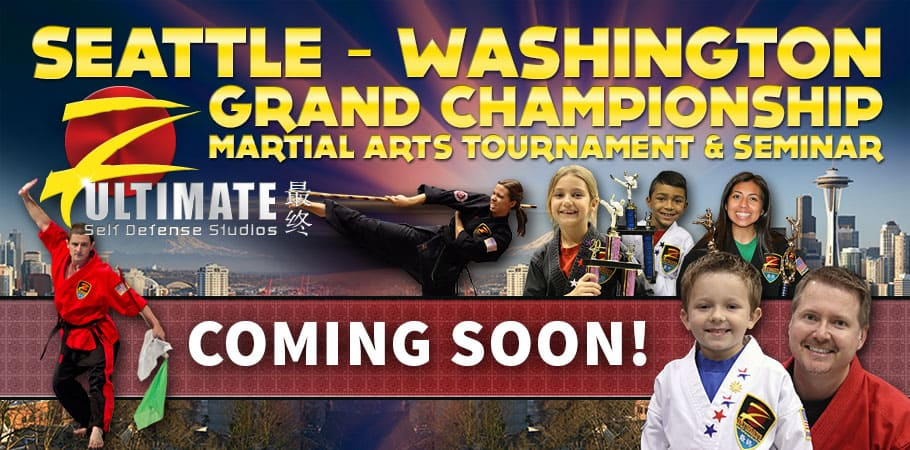 martial arts tournament in Seattle WA