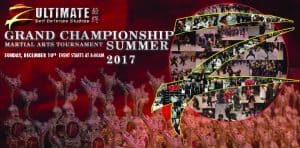 Z-Ultimate Martial Arts Tournament Southern California