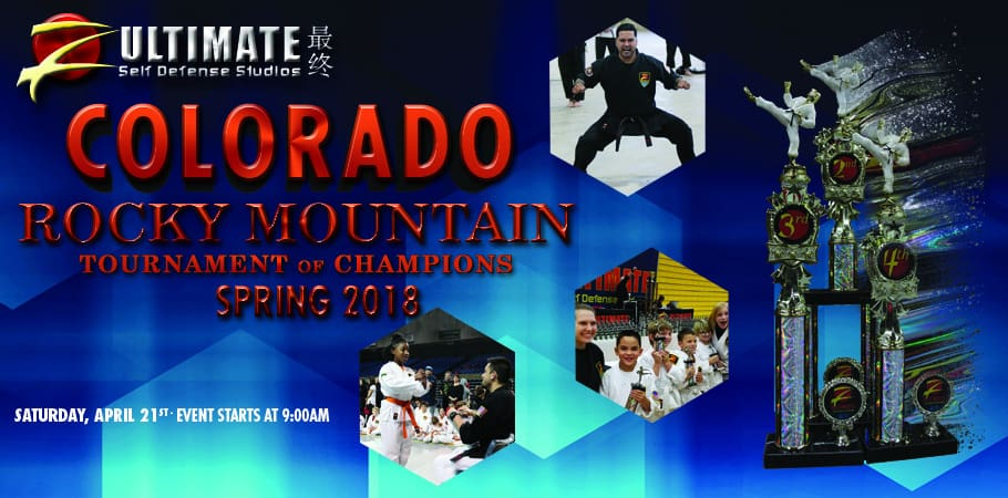 Z-Ultimate Fall Rocky Mountain Martial Arts Tournament