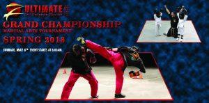 Spring 2018 SoCal Karate Tournament