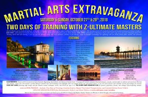 Join Us in Catalina for a Martial Arts Seminar