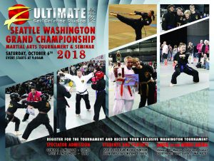 Martial Arts Tournament Seattle WA