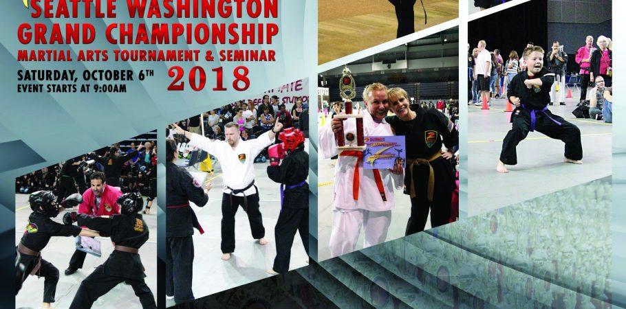 martial arts tournament in Seattle WA