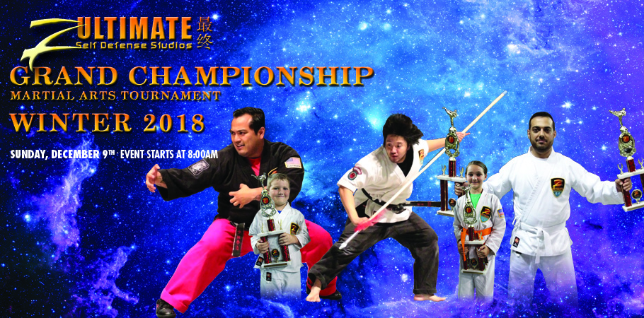Z-Ultimate 2018 SoCal Spring Karate Tournament
